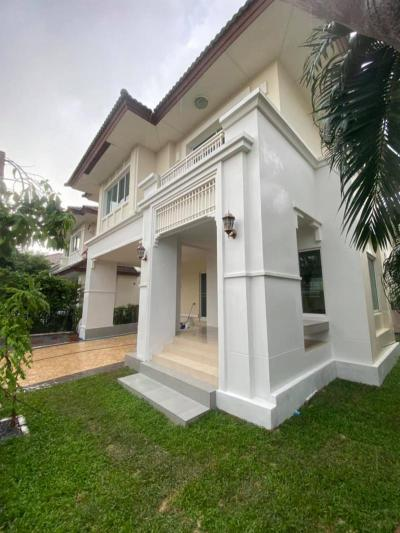 บ้านเดี่ยว 5990000 นนทบุรี บางใหญ่ บางเลน